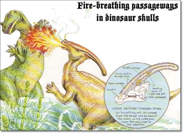 Dinossauro Fogo