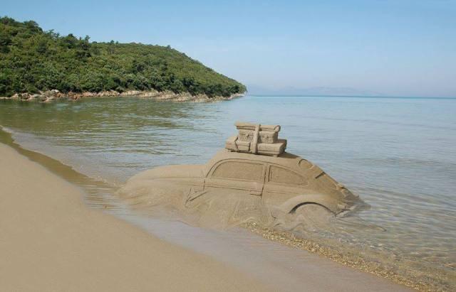 Carro da Praia
