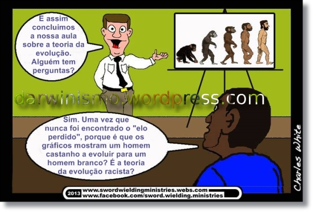 Evolução Racista