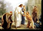 Senhor Jesus Curando