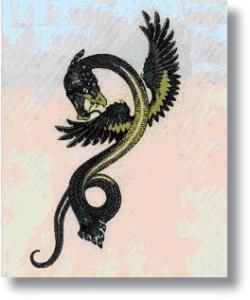 Serpentes_Aladas_Voadoras